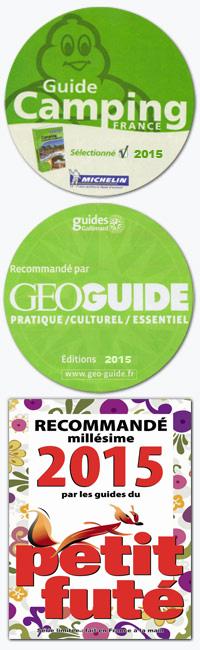 recommandé par le petit futé le guide Geo et le guide Michelin