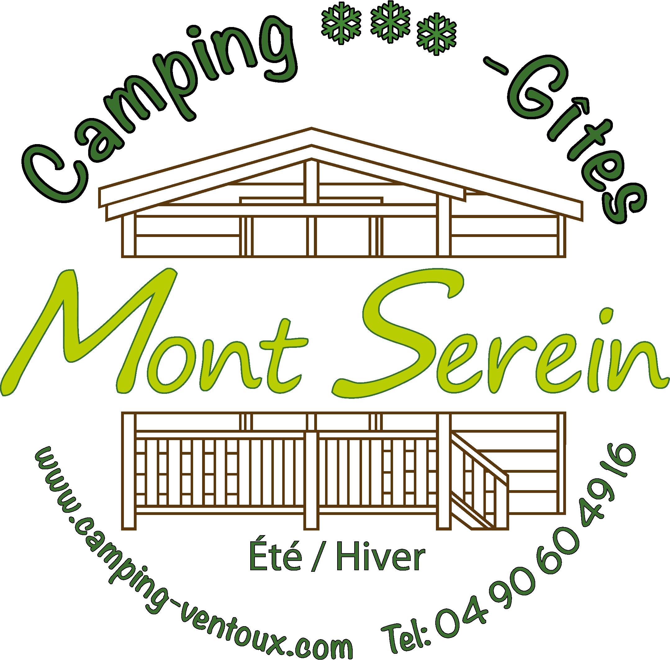 Logo du camping Mont Serein